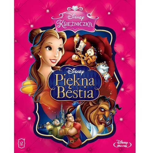 PIEKNA I BESTIA (2014) (BD) DISNEY KSIĘŻNICZKA (Płyta BluRay) (7321917501774)