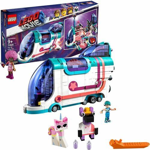 70828 AUTOBUS IMPREZOWY (Pop-Up Party Bus) KLOCKI LEGO MOVIE 2