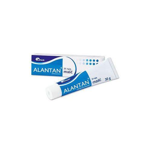 Unia zakłady farmaceutyczne Alantan 2% maść 30g