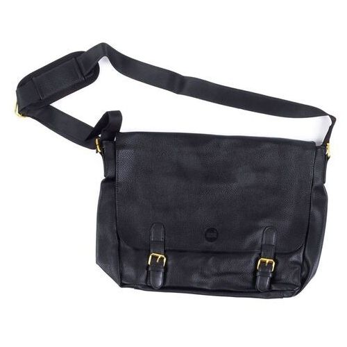 Mi-pac Torebka - messenger tumbled black (001)
