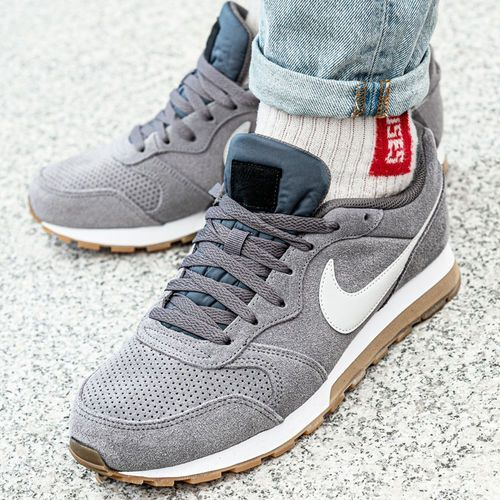 Nike MD Runner 2 Suede (AQ9211-002), kolor szary
