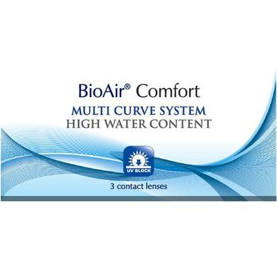 Soczewki kontaktowe BioAir