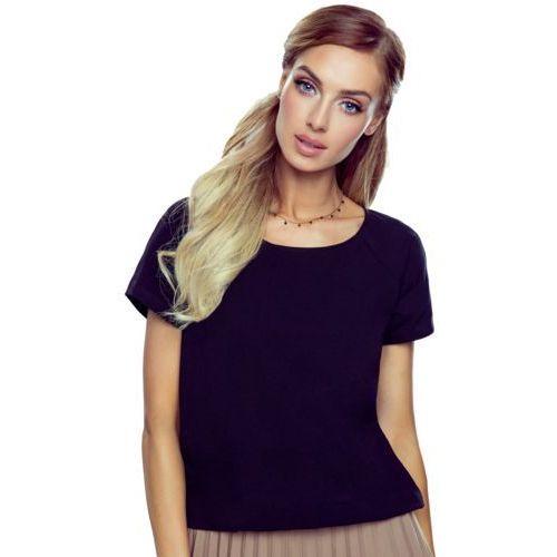 Ilza koszulka bawełniana damska Eldar Romantica Active Czarna - Czarny