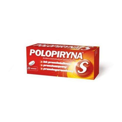 POLOPIRYNA S x 20 tabl. rozpuszcz.