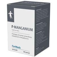 F-Manganium Mangan 2mg 60 porcji 48g ForMeds (5902768866346)