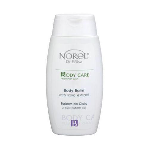 Norel (Dr Wilsz) BODY CARE BODY BALM WITH SOYA EXTRACT Balsam do ciała z ekstraktem soi (DB080)