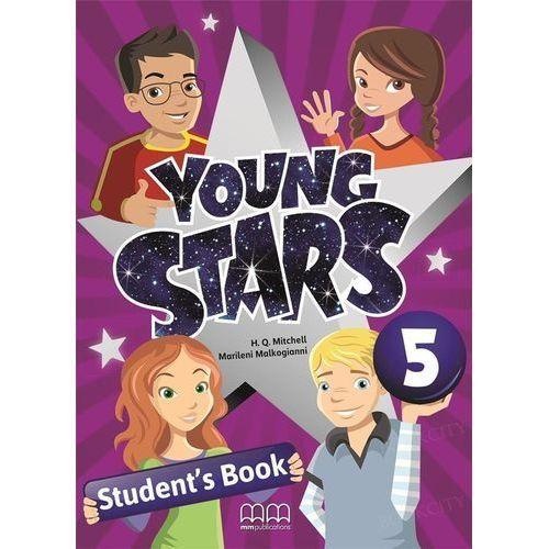 Young Stars 5 SB MM PUBLICATIONS, oprawa broszurowa