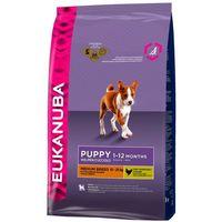 Eukanuba puppy & junior medium breeds chicken 15kg