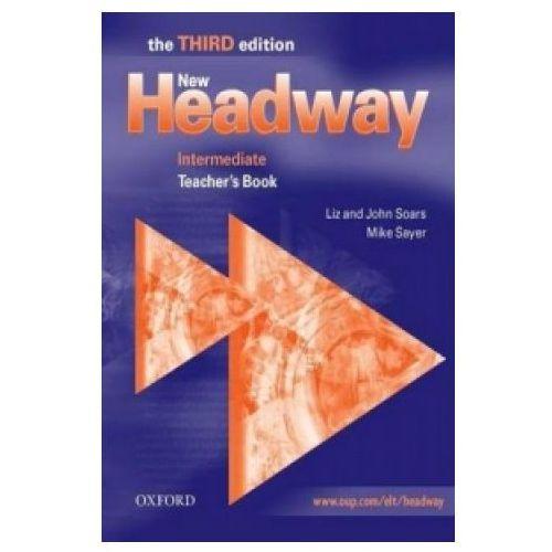 New Headway Intermediate Teacher`s Book 3 ed (9780194387538)