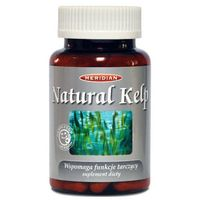 Natural Kelp 400mg 60 kaps. (5906489288609)