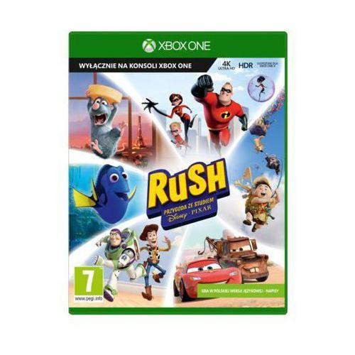 Rush A Disney Pixar Adventure (Xbox One)