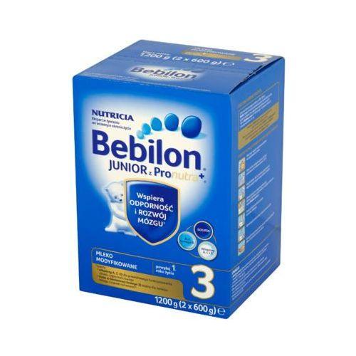 Bebilon 1200g junior 3 z pronutra mleko modyfikowane po 12 miesiącu