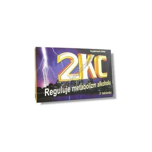 2KC x 3 tabl