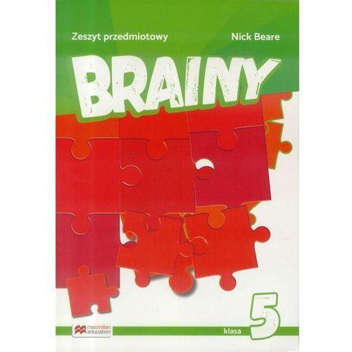 Brainy 5 Zeszyt do języka angielskiego MACMILLAN - Nick Beare (2018)