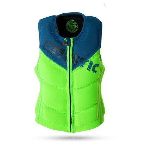 Mystic Kamizelka star 2017 wake vest zip green