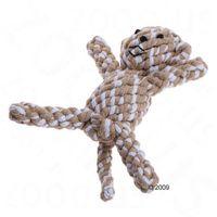 Zooplus Zabawka dla psa bawełniany zwierzak - małpka
