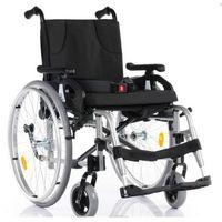 Mdh Silver wózek inwalidzki wykonany ze stopów lekkich