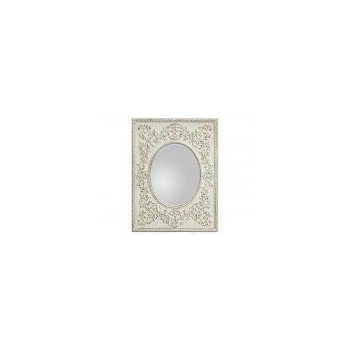 Zdjęcie produktu Lustro wiszące Silver 90x120 - biały