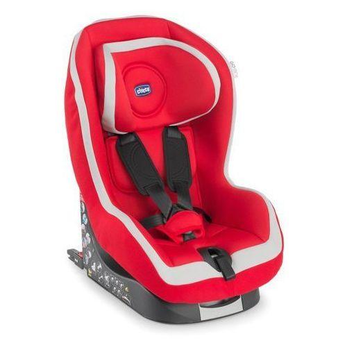 Fotelik samochodowy 9-18 kg go-one isofix red Chicco