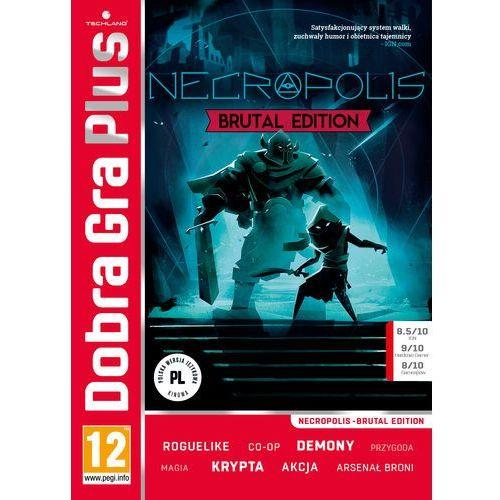 Techland Gra necropolis: brutal edition (pc)
