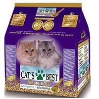Cat's best Żwirek nature gold smart pellets żwirek dla kotów długowłosych 40l
