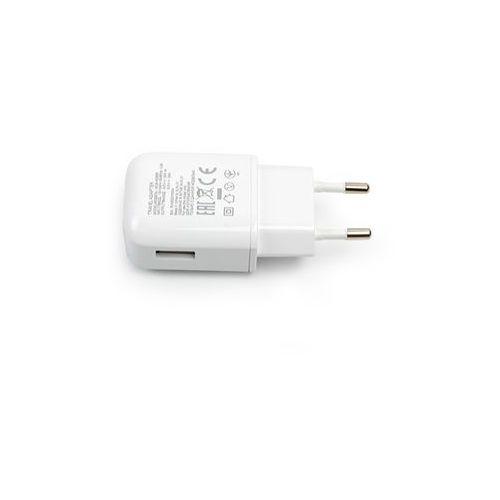 Ładowarka sieciowa LG MCS H05 1.8A z kablem USB C biała, LALG000MCS5WHT000