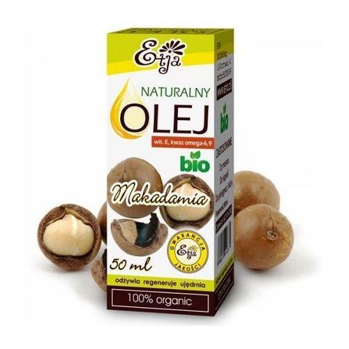 Etja Naturalny olej makadamia 50ml, ETJA