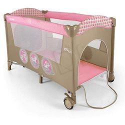 Milly-mally Kojec łóżeczko mirage 2014 pink toys #b1