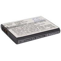 Sharp Portable Plasmacluster Ion Generator IG-DM1Z-W / IZ-BTDM1E 600mAh 2.22Wh Li-Ion 3.7V (Cameron Sino)