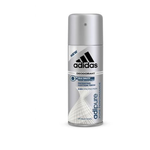 b88c6ec421a00 ▷ Adidas men adipure dezodorant spray 150ml - ceny / opinie ...