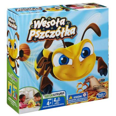 Gry dla dzieci Hasbro InBook.pl