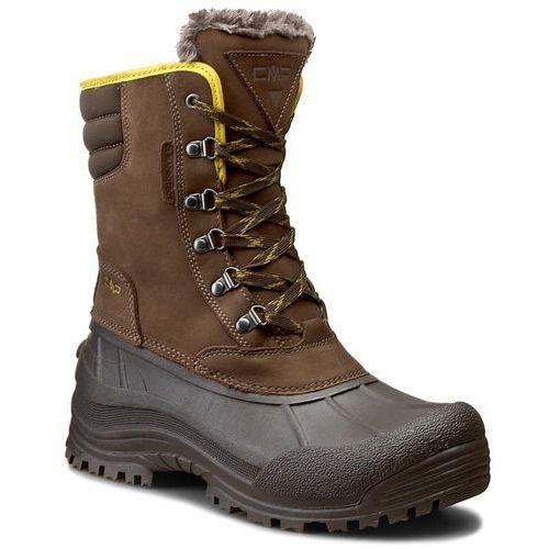 Śniegowce CMP  Kinos Snow Boots Wp 3Q48867 Chocolate Q935 kolor brązowy
