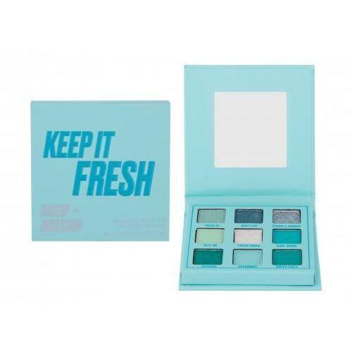 Keep it fresh cienie do powiek 3,42 g dla kobiet Makeup obsession - Najtaniej w sieci