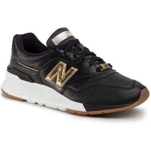 Sneakersy - cw997hai czarny marki New balance