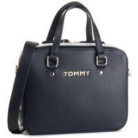 Torebka TOMMY HILFIGER - Th Corporate Mini Trunk AW0AW06820 413