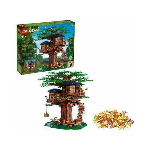 LEGO zestaw Ideas 21318 Treehouse