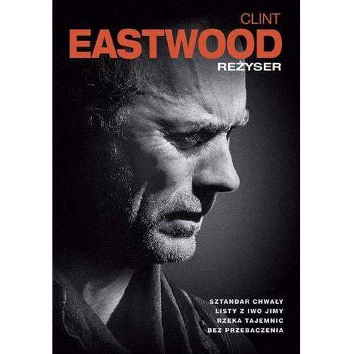 Clint Eastwood: Reżyser (4xDVD) - Clint Eastwood