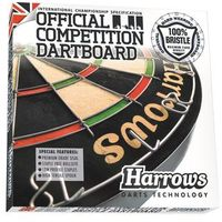 Tarcza sizalowa Harrows Official Competition