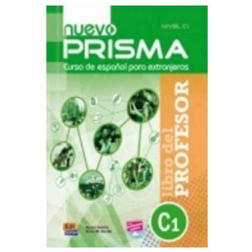 Nuevo Prisma nivel C1 przewodnik metodyczny, oprawa miękka