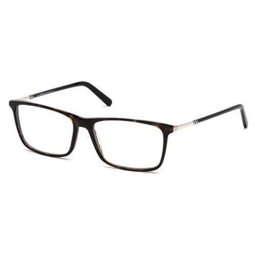 Okulary korekcyjne mb0626 052 Mont blanc