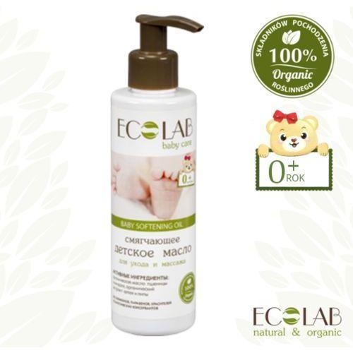 EO LABORATORIE baby care - olejek do pielęgnacji i masażu dla dzieci od 0