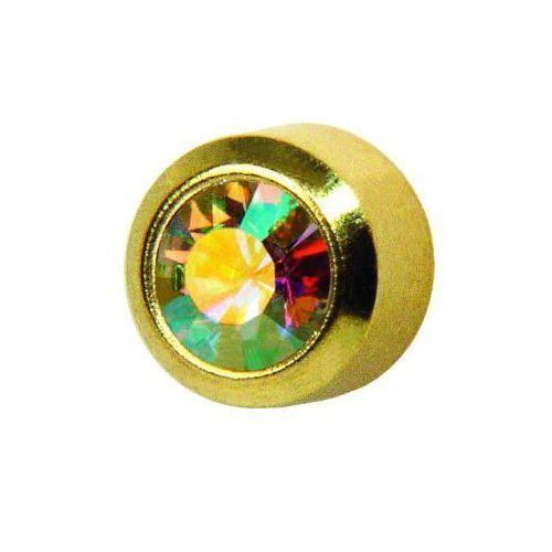 Kryształ Górski W Oprawie Pełnej Kolor Złoty+ R 215 Y