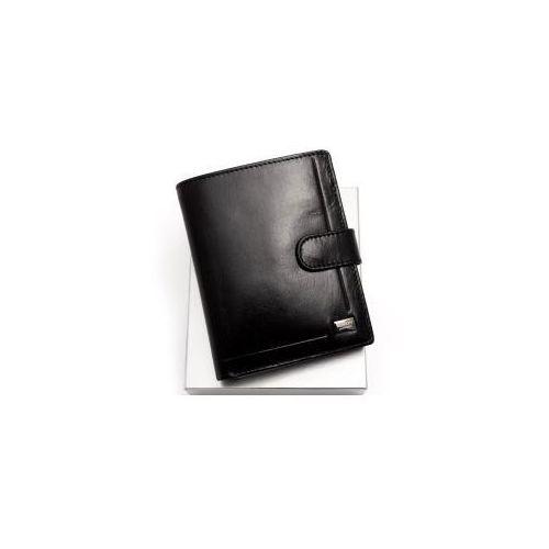 c660ba4f40b82 Portfel męski skórzany ROVICKY PC105L BAR RFID, PC 105L BAR RFID - zdjęcie Portfel  męski