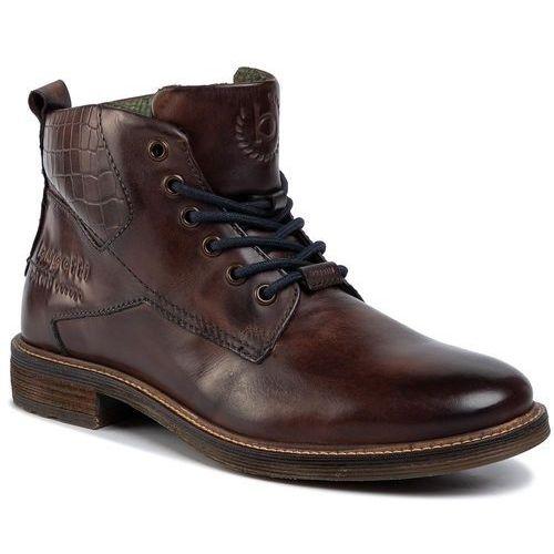 Kozaki BUGATTI - 311-3773B-1100-6000 Brown, kolor brązowy