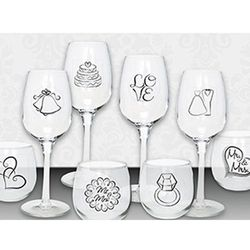 Dekoracje stołu weselnego UNIQUE PartyShop Congee.pl