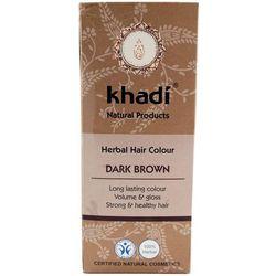 Koloryzacja włosów Khadi