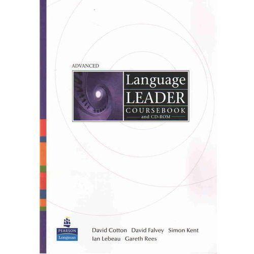 Language Leader Advanced SB + CD-ROM - Cotton David, Falvey David, Kent Simon, Pearson Education