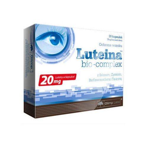 Olimp Luteina bio-complex 30 kapsułek blistry