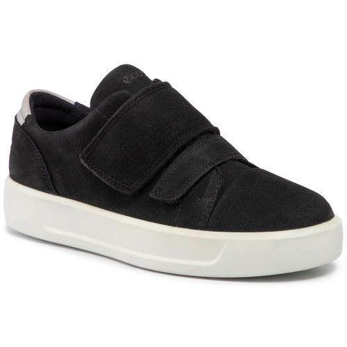 Sneakersy ECCO - S8 78101311001 Black, kolor czarny
