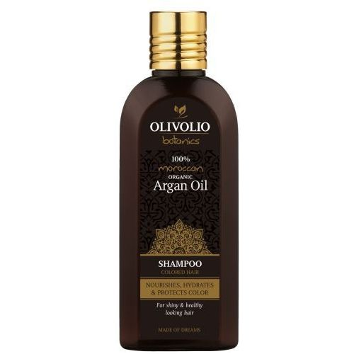 Olivolio szampon do farbowanych włosów z olejem arganowym 200ml